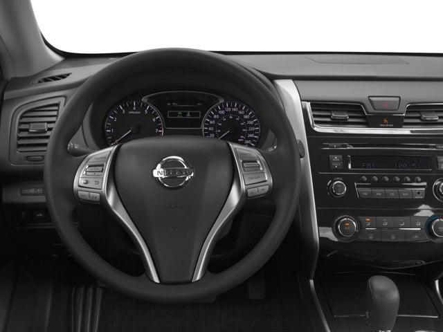 2015 Nissan Altima 2 5 S Sedan