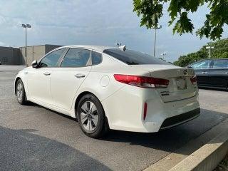 2018 Kia Optima Hybrid Premium Sedan In Greenville Sc Of